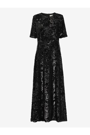 Just Female Beaded Maxi Dress