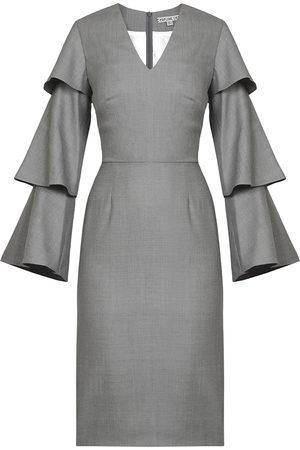 Edeline Lee Montage Pencil Dress