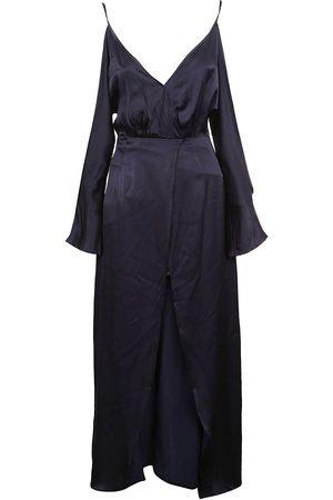 Jovonna London WOMEN'S SAPPHIREPOOMI VISCOSE DRESS