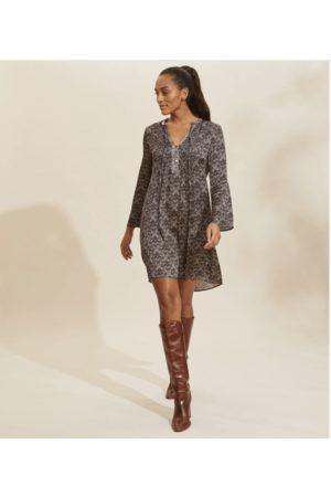 Odd Molly Harper Dress in Asphalt