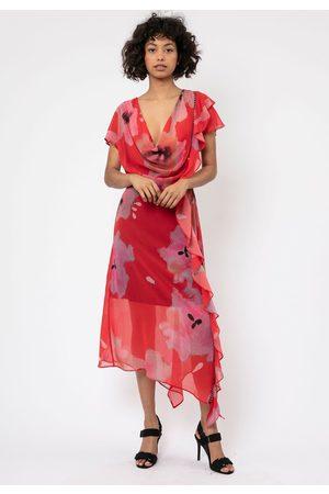Religion Luscious Print Dress