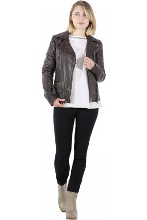 Oakwood Video Leather Jacket