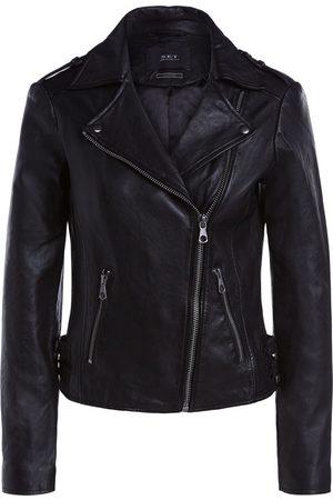 Set Fashion Set Leather Jacket