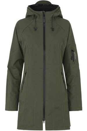 Ilse Jacobsen Long Raincoat Army