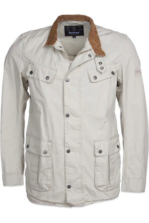 Barbour Summer Washed Duke Jacket - Clay