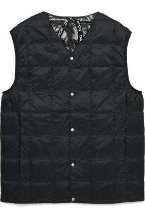TAION V Neck Button Vest