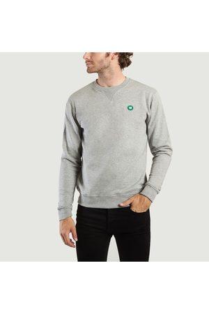 Wood Wood Tye Sweatshirt Melange