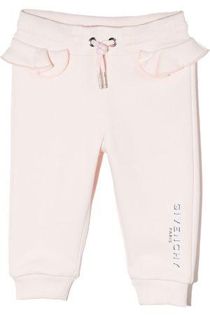 Givenchy Joggers - Logo-print tapered track pants