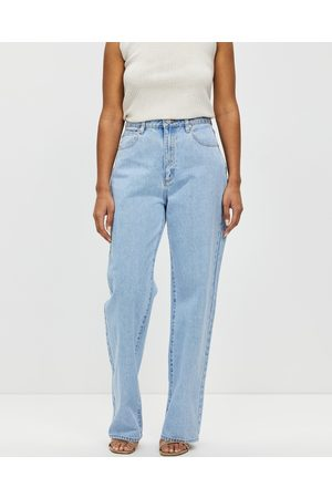 ABrand Women Bootcut & Flares - A Carrie Jeans - Relaxed Jeans (Walk Away) A Carrie Jeans