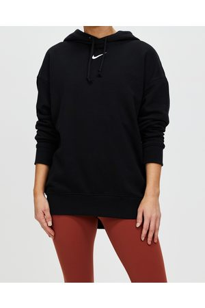 Nike Women Hoodies - Essentials Collection Fleece Hoodie - Hoodies ( & ) Essentials Collection Fleece Hoodie