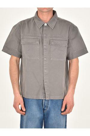 A-cold-wall* Gray cotton shirt