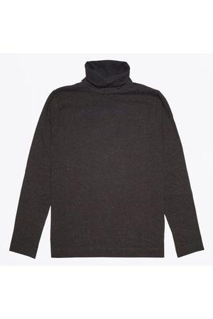 Circolo Men's CN2032 Roll neck Jersey Sweater