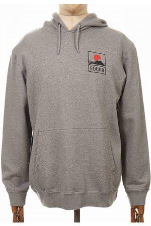 Edwin Men Hoodies - Jeans Sunset on Mt Fuji Hooded Sweatshirt