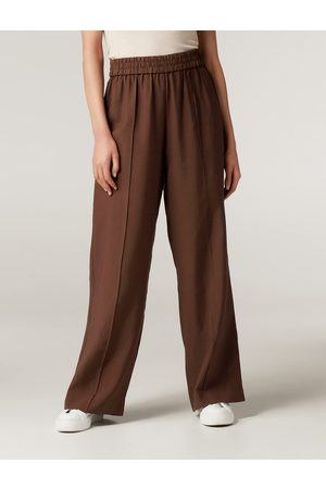 Forever New Women Wide Leg Pants - Petra Wide