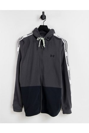 Under Armour Training Rival terry zip hoodie in