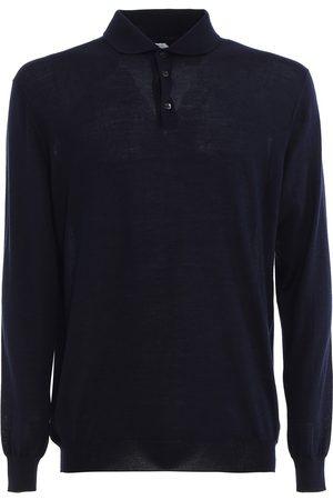 Malo Men Polo Shirts - POLO CASHMERE SILK