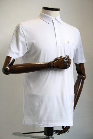 Gabicci Vintage Ladro Button-Down Collar Polo Shirt