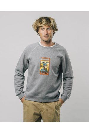 Brava Fabrics Men Sweatshirts - Safety Matches Sweatshirt