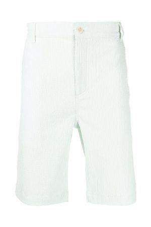 Maison Kitsune Classic 4 pockets bermuda stripes