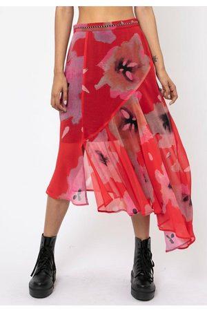 Religion Luscious Print Skirt
