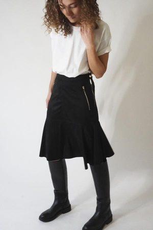 Religion Women Skirts - EON SKIRT