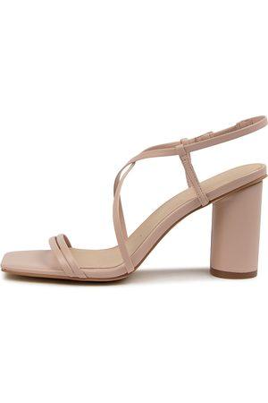 Sol Sana Nova Heel Ss Clay Sandals Womens Shoes Dress Heeled Sandals