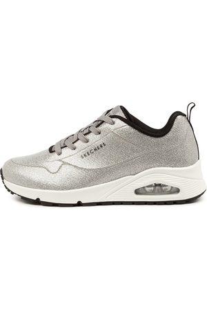 Skechers Women Casual Shoes - 155002 Uno D S Sk Sneakers Womens Shoes Casual Casual Sneakers