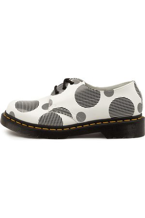 Dr. Martens 1461 3 Eye Shoe & Polka Dot Shoes Womens Shoes Casual Flat Shoes