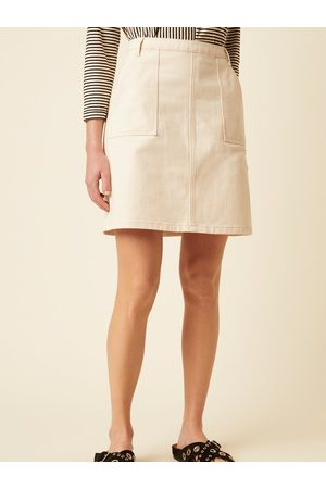 Great Plains Dolo Skirt in Natural