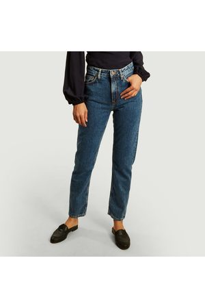Nudie Breezy Britt regular tapered jeans Friendly Jeans