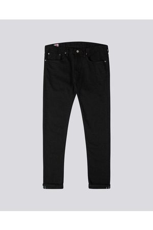 Edwin Slim Tapered Kaihara Jeans, x Stretch, Rinsed