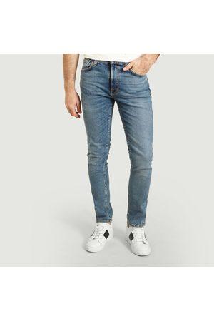 Nudie Lean Dean Jeans Lost Orange Jeans