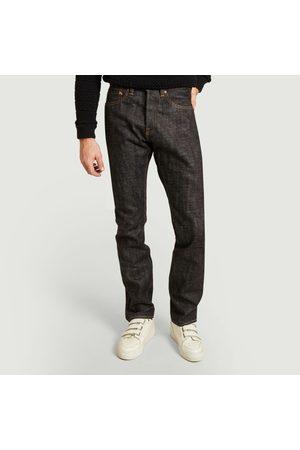 Momotaro Jeans 16 oz natural tapered jean indigo