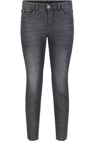 Mac Jeans Women Slim - Mac Dream Slim 5943 Jeans D966 Anthracite