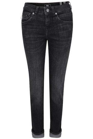 Mac Jeans Mac Dream Rich Slim Sparkle 5407 Jeans D993 Laser Wash