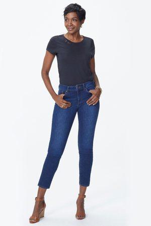 NYDJ Alina Cooper Premium Denim Skinny Jeans