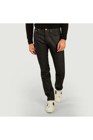 The Unbranded Brand UB222 tapered 11oz stretch selvedge jeans Raw