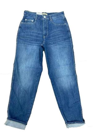 Mac Jeans Mac Dream Slim Fitting Kelly Jeans 3100 0391 Authentic Redone D495