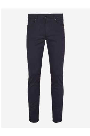 Sand Burton Suede Touch Trousers in French