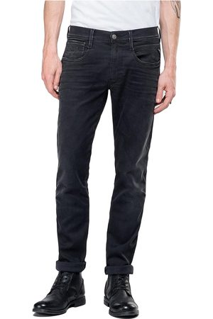 Replay Hyperflex Anbass CLOUDS Edition Slim Fit Jeans