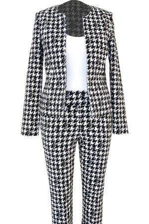Up Pants 30184 Chanel Style Jacket