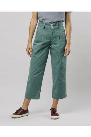Brava Fabrics Kale Pleated Pants