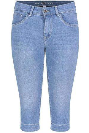 Mac Jeans Mac Dream Capri Jeans 5469 0355 D501 Light Mid S