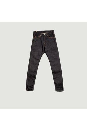 Momotaro Jeans 0405 12oz High Tapered Jeans indigo
