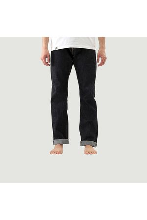 Momotaro Jeans Jean 0605 12oz Natural Tapered indigo