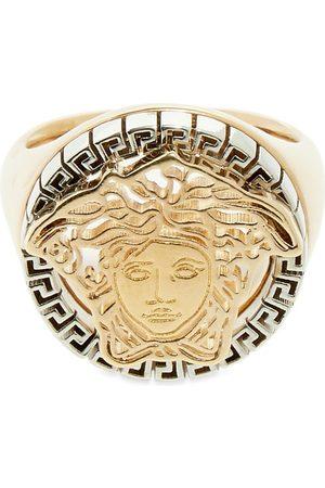 VERSACE Men Rings - Medusa Head Ring