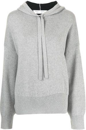 PROENZA SCHOULER WHITE LABEL Women Hoodies - Drop-shoulder hoodie