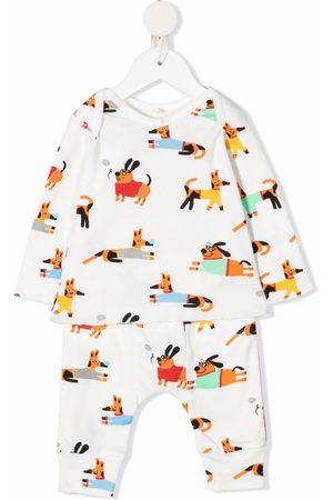 Stella McCartney Kids Sets - Baby Doggies T-shirt and leggings set