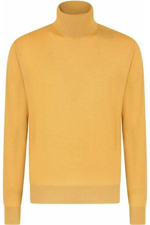 Dolce & Gabbana Men Turtlenecks - Roll-neck virgin wool jumper