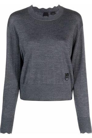 Pinko Fine knit wool jumper